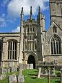 St John, Burford, South porch.JPG