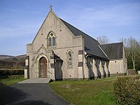 St Margaret's Church, Glanaman - geograph.org.uk - 1210398.jpg