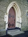 St Mary's Catholic Church, Bacup, Doorway - geograph.org.uk - 810071.jpg