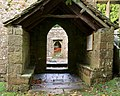 St Mary's Church and Churchyard Pateley Bridge Nidderdale 03.jpg