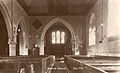 St Mary's Hadlow, interior.jpg