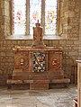 St Mary, Easton Neston - Monument (geograph 4471126).jpg