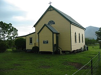 Aratula - St Pauls Lutheran Church, 2005