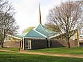 St Richard's Church, Ham - geograph.org.uk - 2859732.jpg