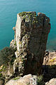 Stack at La Cotte, Jersey.JPG