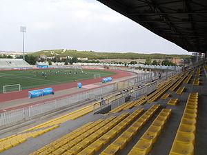 August 20, 1955 Stadium (Bordj Bou Arréridj) - Image: Stade 20 Août 1955 by Samado