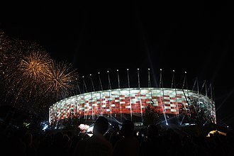 2014 FIVB Volleyball Men's World Championship - National Stadium, Warsaw