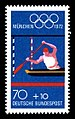 Stamps of Germany (BRD), Olympiade 1972, Ausgabe 1972, Block 2, 70 Pf.jpg