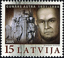 Stamps of Latvia, 2005-26.jpg