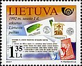 Stamps of Lithuania, 2007-31.jpg