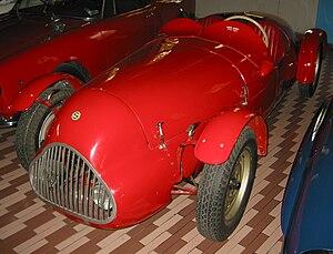 Automobili Stanguellini - Stanguellini 2 seater.