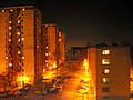 Stara Detelinara, Novi Sad by night.jpg