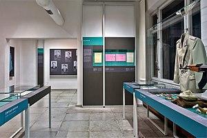 Stasi Museum - Image: Stasi Museum exhibition room 1
