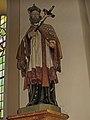 Statue Johannes Nepomuks in der Pfarrkirche von Kautzen.jpg