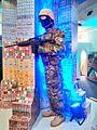 Statue d'un militaire tunisien تمثال لجندي تونسي.jpg