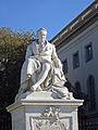 Statue of Alexander von Humboldt, Berlin (Mitte).JPG