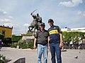 Statue of San Miguel de Allende, GTO, Mexico - panoramio.jpg