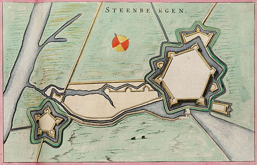 Steenbergen (Atlas van Loon)