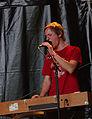 Stefan Wolff (BudZillus) (Traumzeit Festival 2013) IMGP5490 smial wp.jpg