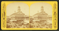 Stereoscopic views of Faneuil Hall, Quincy and Washington Markets, Boston, Massachusetts, from Robert N. Dennis collection of stereoscopic views.png