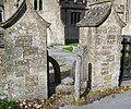 Stile - Church of St Mary, St Katharine and All Saints, Edington - geograph.org.uk - 1008884.jpg
