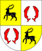 Coat of arms of Stolerg-Wernigerode