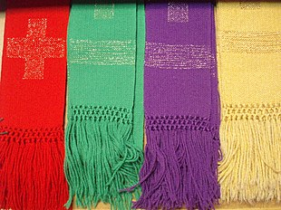 Image Result For Liturgical Colors