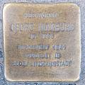 Stolperstein Georg Nomburg by 2eight 3SC1462.jpg