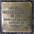 Stolperstein Maybachufer 8 (Neuk) Markus Goldstein.jpg