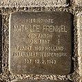 Stolperstein für Mathilde Frenkel in Hannover.jpg