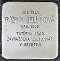 Stolperstein für Ruzena Jelinkova.jpg