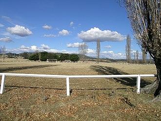 Stonehenge, New South Wales - Recreation Reserve, Stonehenge, NSW