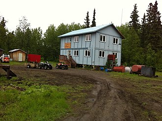 Stony River, Alaska - Stony River Tribal Office