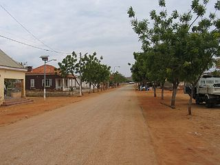 Barra do Dande commune and town in Bengo, Angola