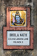 Street sign, Kolkata.jpg