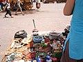 Street vendor in the medina of Marrakech (2845978686).jpg