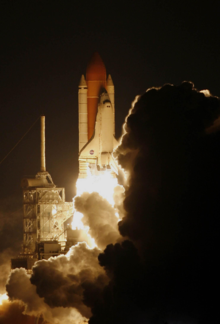 how many space shuttle missions were successfully completed - photo #46