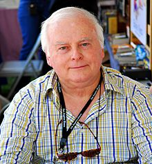 Stuart Woods at the Los Angeles Times Festival of Books in 2008