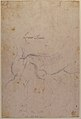 Study for a Triton (recto); Anatomical Studies ? (verso) MET 1973.265 VERSO.jpg
