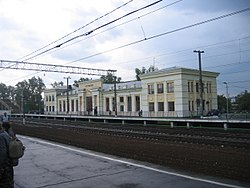 Stupino Railwey Station