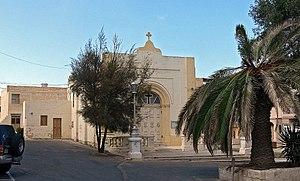 Xgħajra - Chapel of Xgħajra