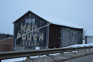 Sugar Grove Township, Mercer County, Pennsylvania Township in Pennsylvania, United States