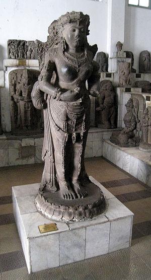Suhita - Statue of Queen Suhita of Majapahit.
