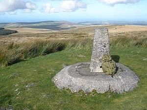Foel Cwmcerwyn - Summit of Foel Cwmcerwyn