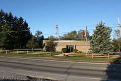 Sumpter Township Michigan Municipal Bldg.JPG