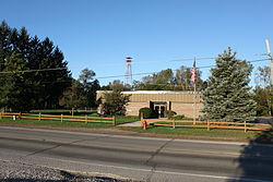 Township Municipal Bldg., Sumpter Rd.