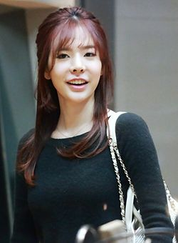 Sunny at Sunny's FM Date on June 4, 2015 01.jpg