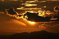 Sunrise View From Panchalimedu, Idukki.jpg