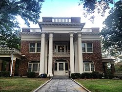 Herndon Home, built by African-American insurance magnate Alonzo Herndon