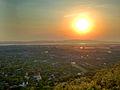 Sunset from Mandalay Hill (14839253332).jpg